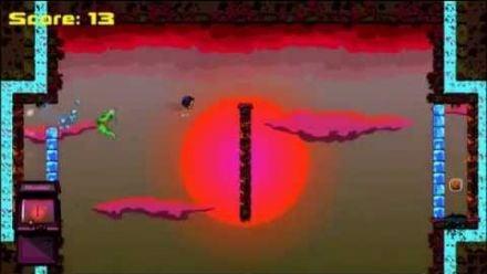 Vid�o : Fenix Rage - Mini jeux