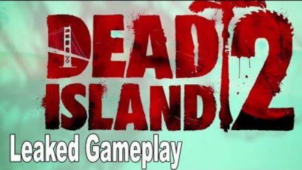 Vid�o : Dead Island 2 - Leaked Gameplay Build ( GamersPrey)