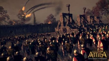 Vid�o : Total War:  Attila - Trailer de lancement