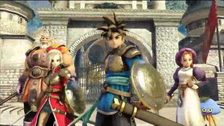 Vidéo : Dragon Quest : Heroes - Première vidéo de gameplay