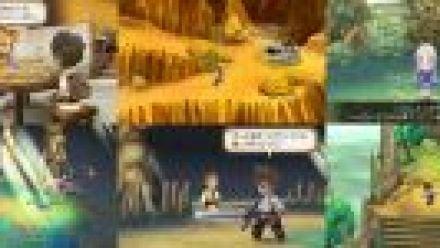 Vid�o : Legend of Legacy - Gameplay 2