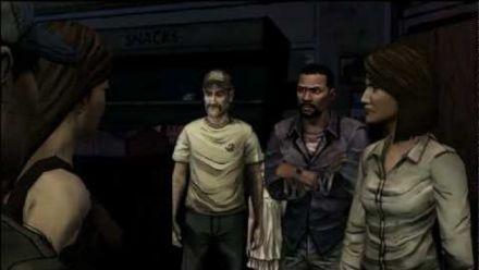 Vid�o : The Walking Dead - Story Trailer