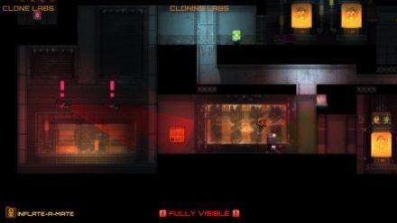 Stealth Inc 2 : A Game of Clones - Trailer de lancement