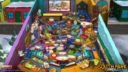 Vid�o : South Park Pinball - Trailer de lancement