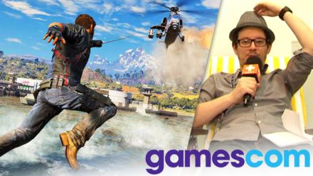 Gamescom2015 : Just Cause 3, on y a joué et c'est un joyeux bordel