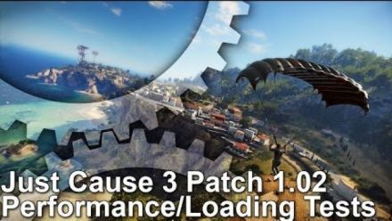 Just Cause 3 Framerate version 1.01 et 1.02
