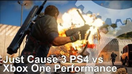 Just Cause 3 : Face à face PS4-Xbox One