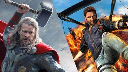 Just Cause 3 : Le gros clin d'oeil caché à Thor