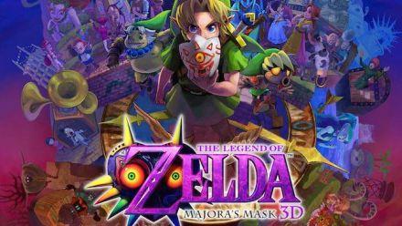 Zelda Majora's Mask 3DS - Nitnendo Direct 14 01 2015