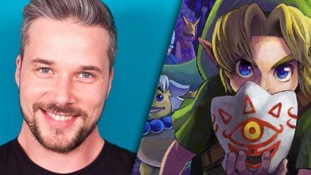 Vid�o : Zelda Majora's Mask 3D : Joe Vidéo fait tomber le masque