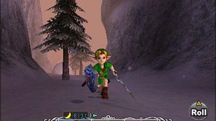 Zelda Majora's Mask 3D : Aonuma s'essaye à un mini-jeu en vidéo