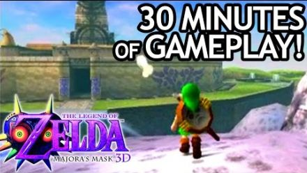 Majora's Mask - 30 minutes de gameplay