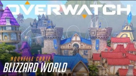 Vid�o : Overwatch : Map Blizzard World en vidéo