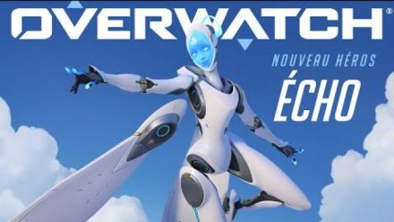 vidéo : Nouveau héros disponible : Écho | Overwatch FR
