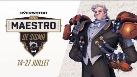 vidéo : Rejoignez l'orchestre du défi Maestro de Sigma ! (VF) | Overwatch FR