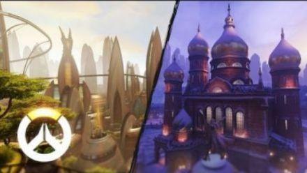vidéo : Overwatch - Volskaya et Numbani