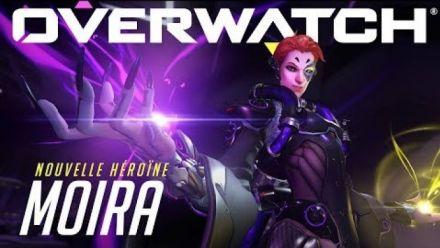 vidéo : Overwatch : Présentation de Moira (VF)