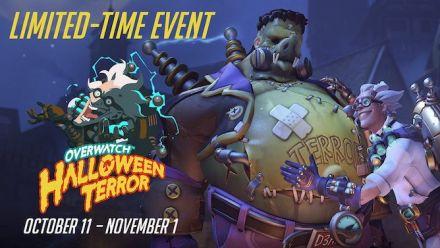Vid�o : Overwatch : Halloween Trailer Terror