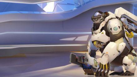 Vid�o : Il joue à Overwatch avec des bananes