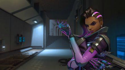 Vid�o : Overwatch : Sombra héroïne dévoilée BlizzCon 2016