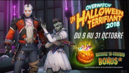 Vidéo : Overwatch : Halloween 2018