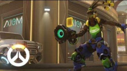 vidéo : Overwatch - Lucio