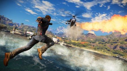 Just Cause 3 - Extrait de gameplay