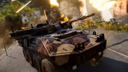 Just Cause 3 : La cascade ahurissante