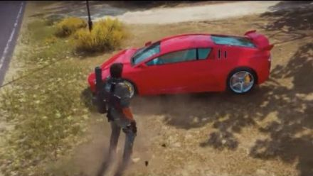 Just Cause 3 - 11 Minutes of New Gameplay - E3