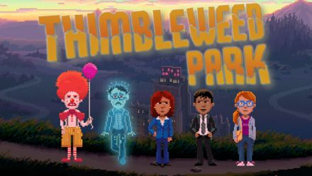 Vid�o : Thimbleweed Park : Trailer de lancement