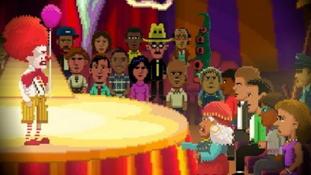 Vid�o : Thimbleweed Park : Ransome Trailer