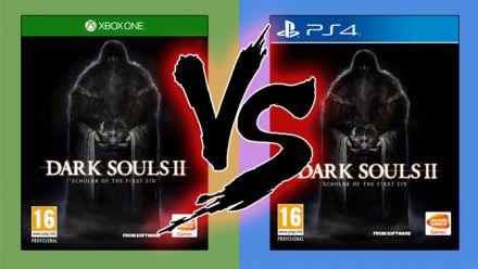 Vidéo : Dark Souls 2 tourne mieux sur PS4 que sur Xbox One
