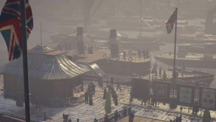vidéo : Assassin's Creed Syndicate - Trailer des environnemùents / Tamise
