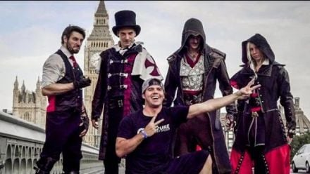 vidéo : Behind The Scenes - Assassin's Creed Syndicate Meets Parkour in Real Life