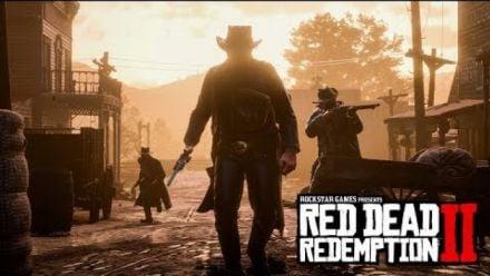 Red Dead Redemption 2 : Trailer de gameplay