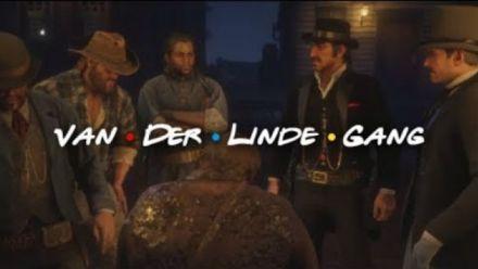Red Friends Redemption II (vidéo par Gruppy)