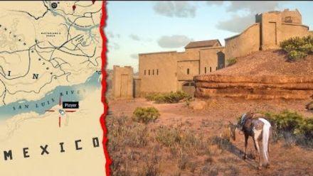 Red Dead Redemption 2 : Le glitch qui permet d'aller au bout du monde (ZacCoxTV)