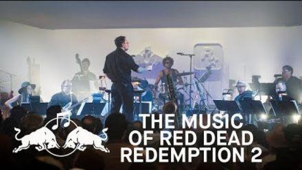 La musique de Red Dead Redemption II au Red Bull Music Festival