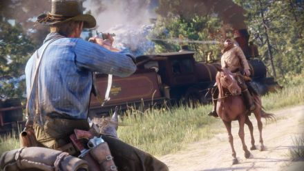 Red Dead Redemption II : Rendu des armes en vidéo