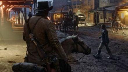 Red Dead Redemtpion II : Stream de gameplay