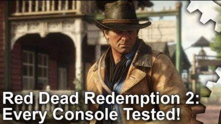 Red Dead Redemption 2 : PS4/PS4 Pro vs Xbox One/Xbox One X - Every Console Tested