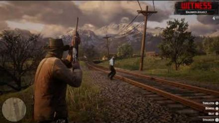 Red Dead Redemption 2 GAMEPLAY 1 MULTI FRANCAIS 4K