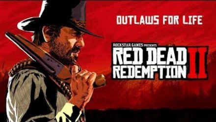 Red Dead 2 Trailer lancement