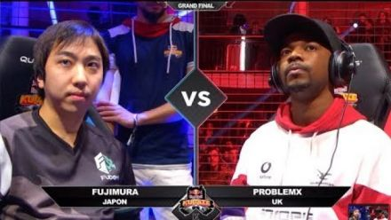 Vidéo : Grand Final : Fujimura vs ProblemX | Red Bull Kumite 2018