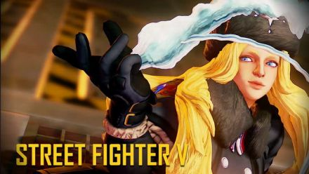Vid�o : Street Fighter V : Annonce de Kolin