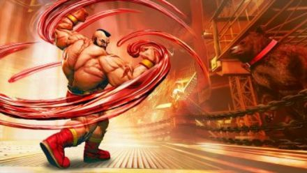 Vid�o : Street Fighter V : Kolin se montre