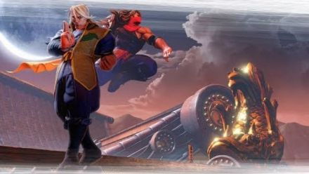 Vid�o : Street Fighter V : Trailer de Zeku