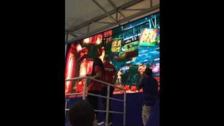 vidéo : Street Fighter V - Annonce de Rashid