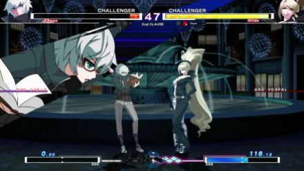 Vid�o : Under Night In-Birth EXE : Late - Bande-annonce