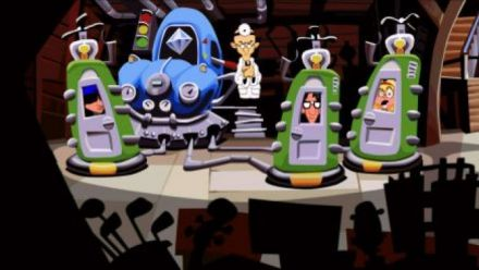 Vid�o : Day of the Tentacle Remastered PS4 : premier Trailer
